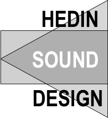Hedin Sound Design